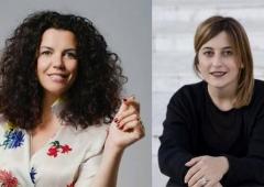 Suela Bako & Yllka Gjollesha