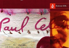 """Agron Tufa me """"Flokëborët e zeza"""" nga Paul Celan"""